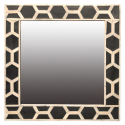 IN120 - Bone Inlay Frame with Mirror