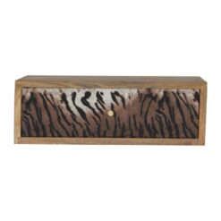 IN1289 - Wall Mounted Animal Print Bedside