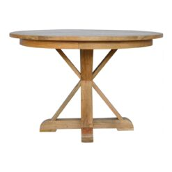 IN673 - Trestle Base Dining Table