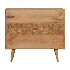 IN743 - Tile Carved Chest