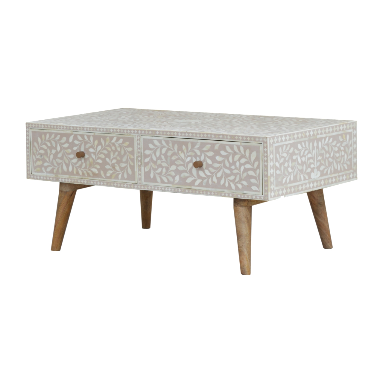 Light-Taupe-Floral-Bone-Inlay-Coffee-Table-2