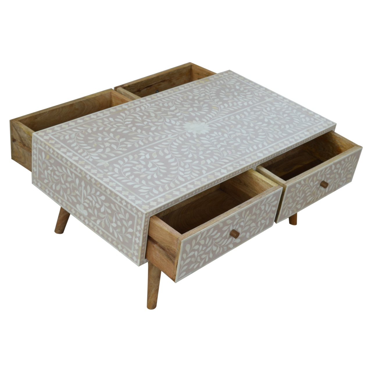 Light-Taupe-Floral-Bone-Inlay-Coffee-Table-3