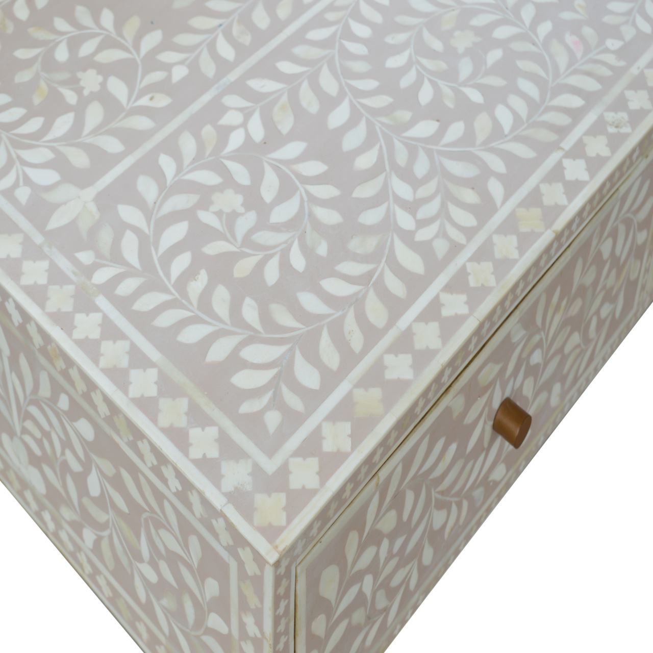 Light-Taupe-Floral-Bone-Inlay-Coffee-Table-7