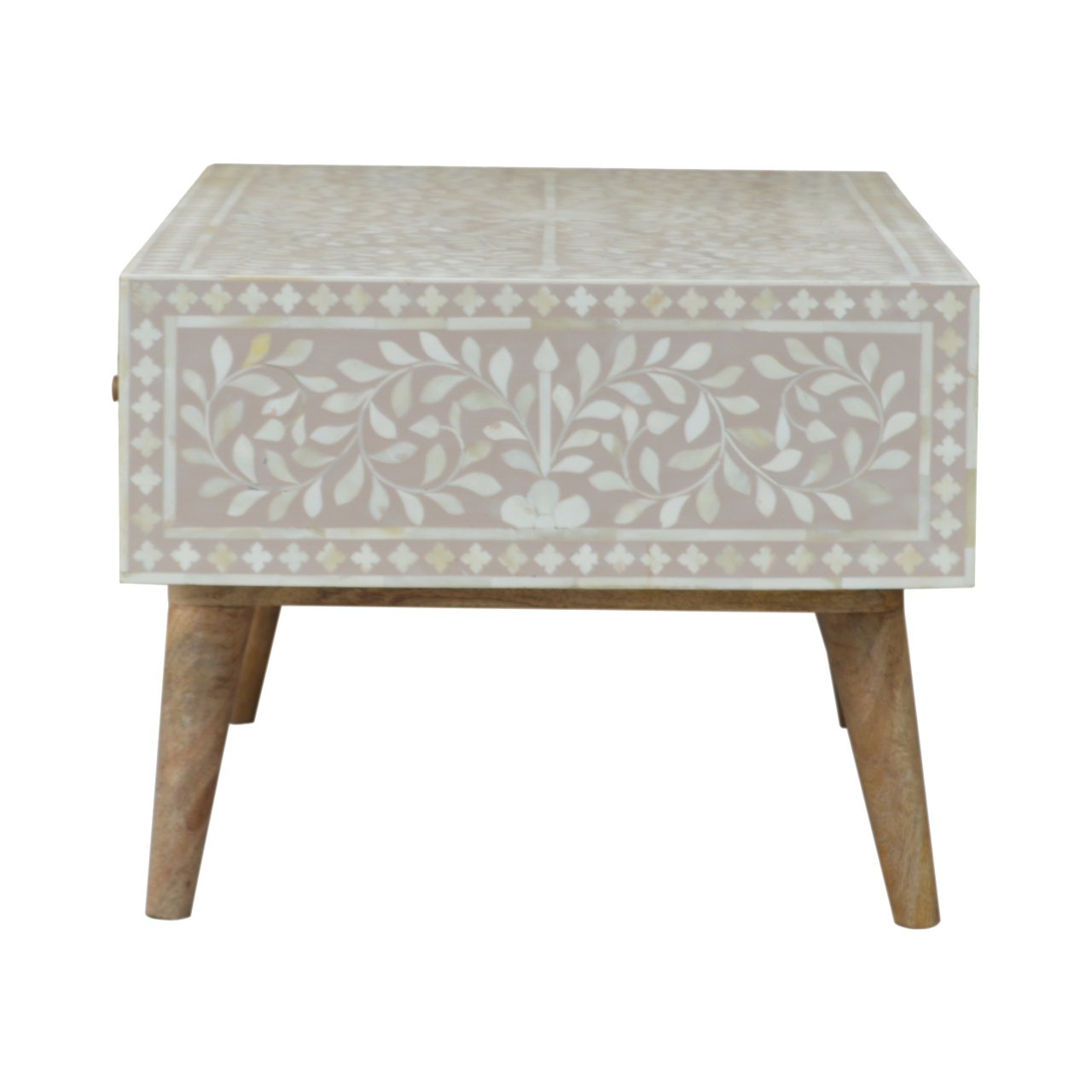 Light-Taupe-Floral-Bone-Inlay-Coffee-Table-8