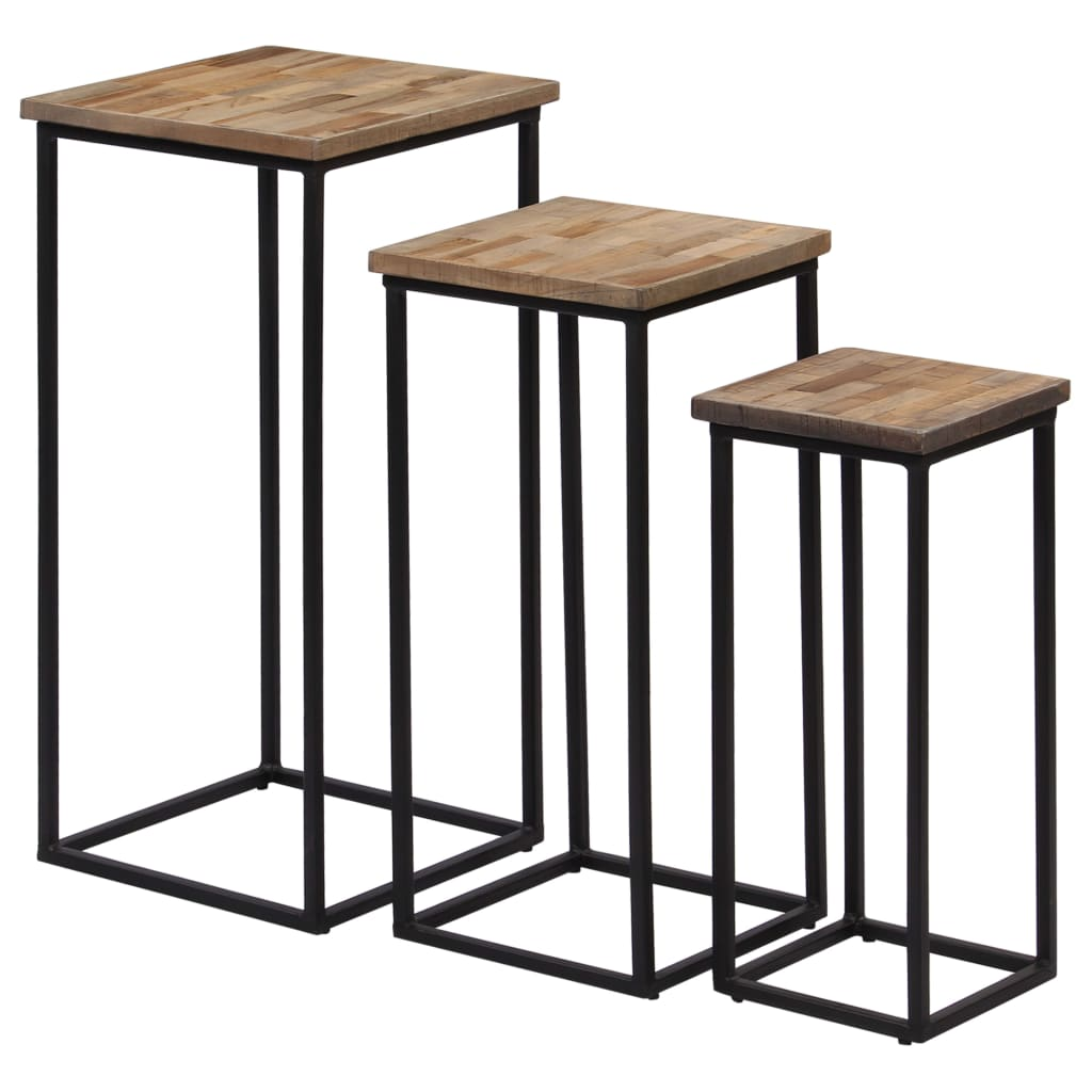 Nest Of Tables|Plant Stand | Dimensions D X W X H