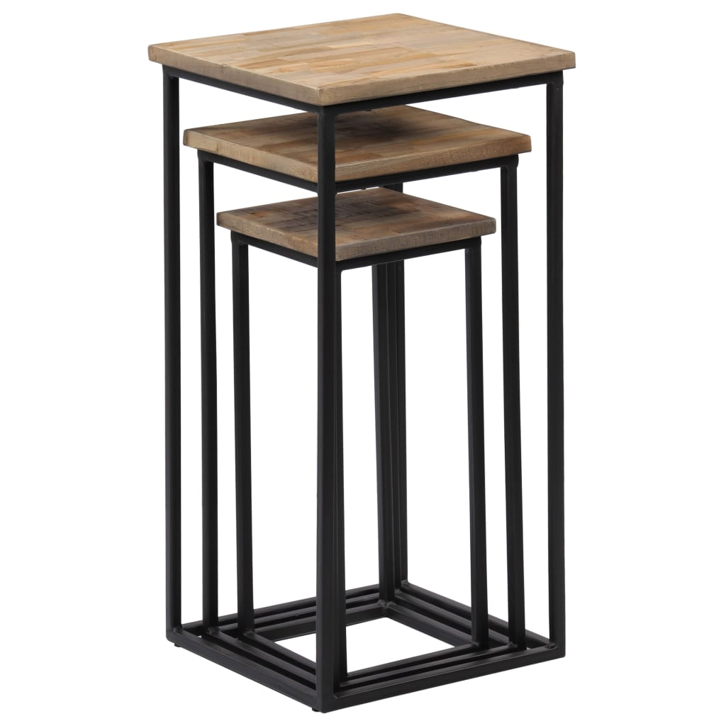 Furniture Supplies UK  Nest Of Tables|Plant Stand