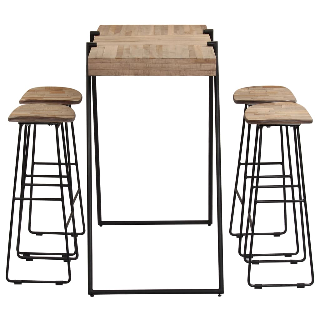 Reclaimed Wood | Bar Set | 246095