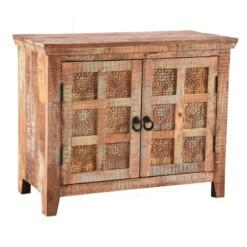 Aravali 2 Door Sideboard | Mango Wood | Furniture Supplies UK