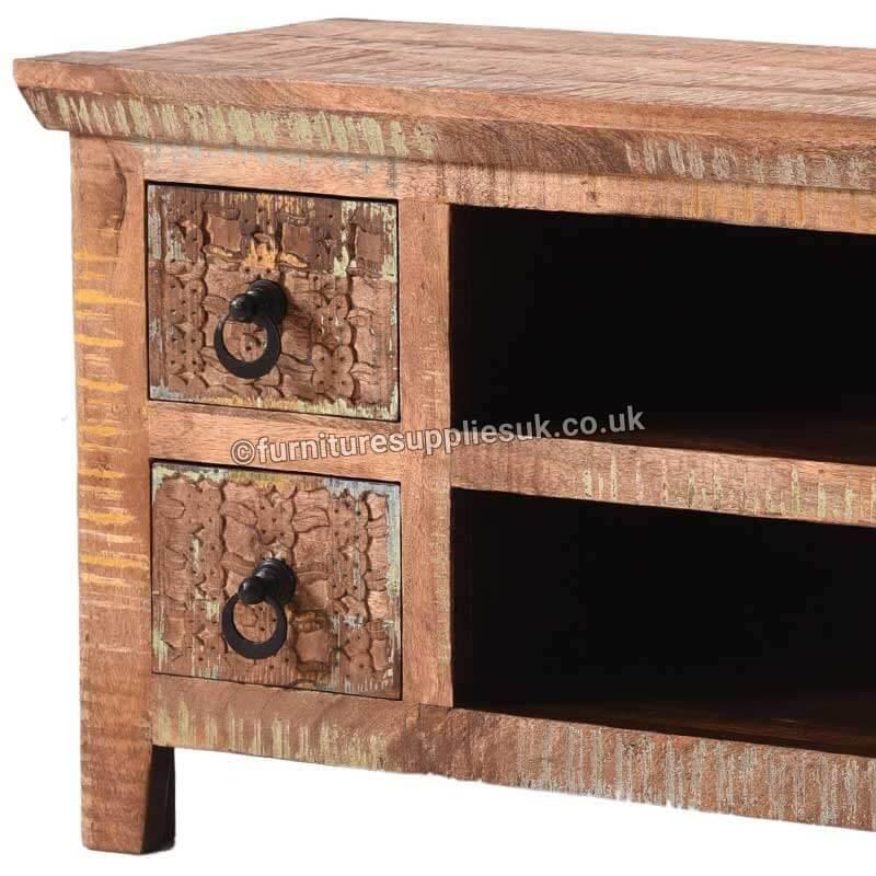 Mango Wood|Reclaimed Wood | TV Stand | ARA-201