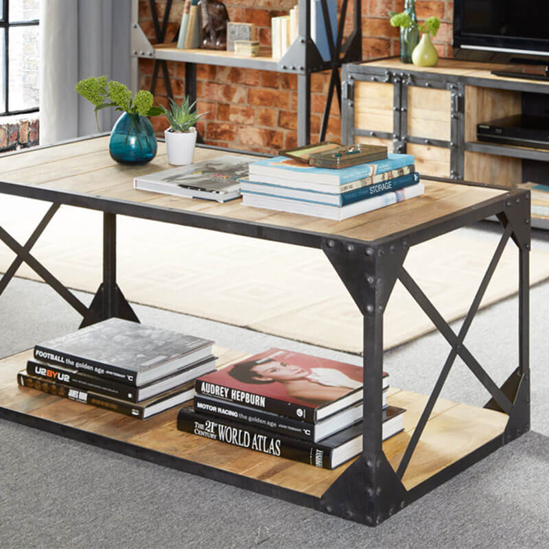 Ascot Coffee Table | Solid Wood |