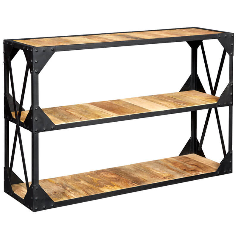 Ascot Console Table/TV Stand/Low Bookcase