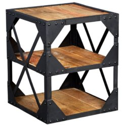 Ascot Side Table /Multimedia Cabinet | Furniture Supplies UK