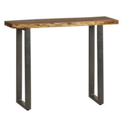 Baltic Live Edge Console Table | Furniture Supplies UK