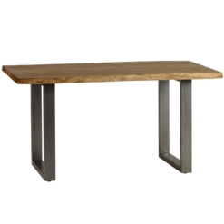 Baltic Live Edge Dining Table 1.5 M | Furniture Supplies UK