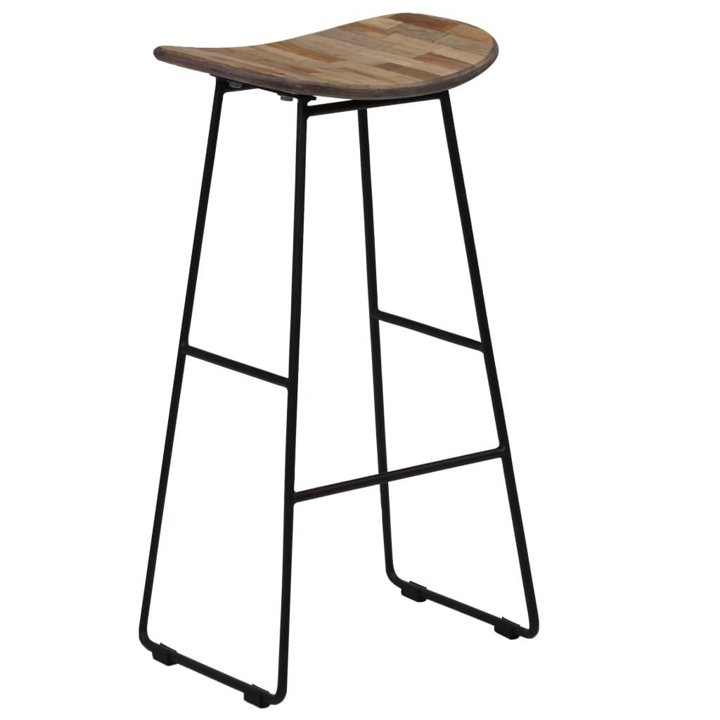 Reclaimed Wood | Bar Stool | 246093