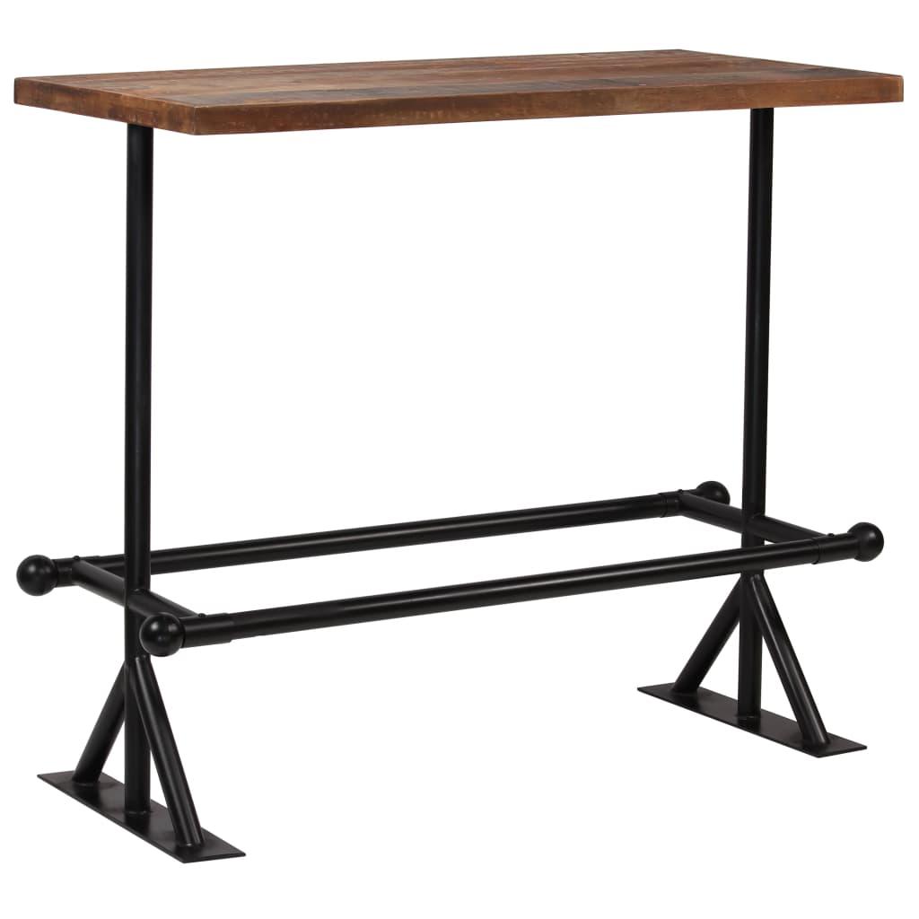 Reclaimed Wood | Bar Set | 245395
