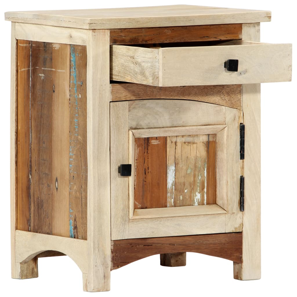 Reclaimed Wood | Bedside Table | 282728