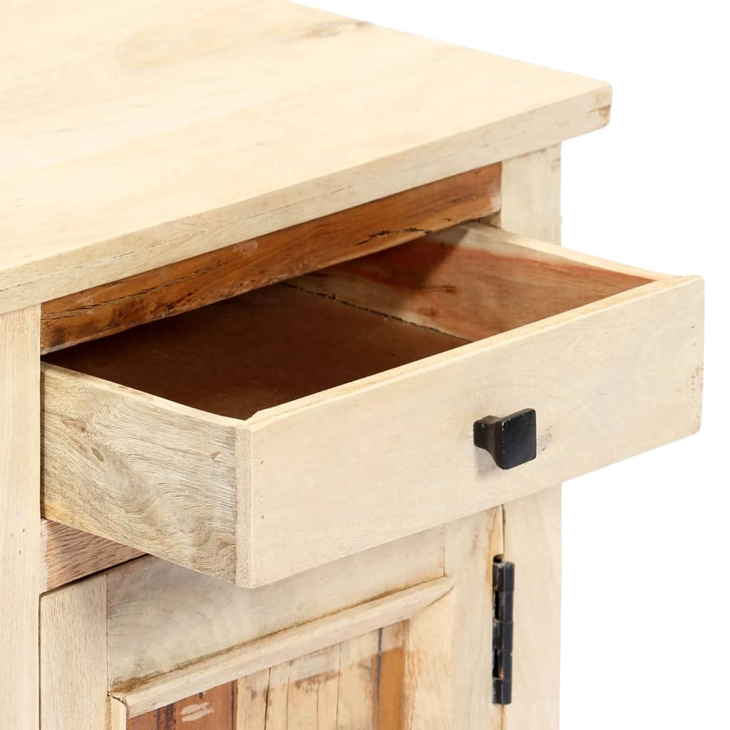 Bedside Cabinet 40x30x50 cm Solid Reclaimed Wood
