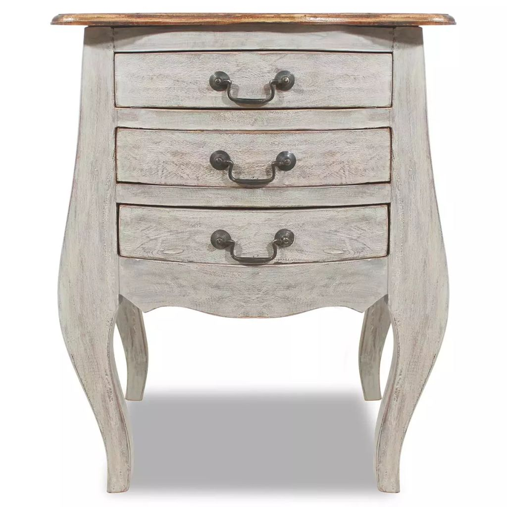 Reclaimed Wood | Bedside Table | 244504