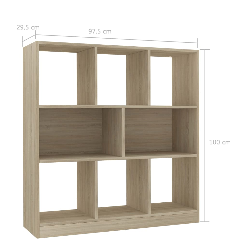 Furniture Supplies UK  Bookcase