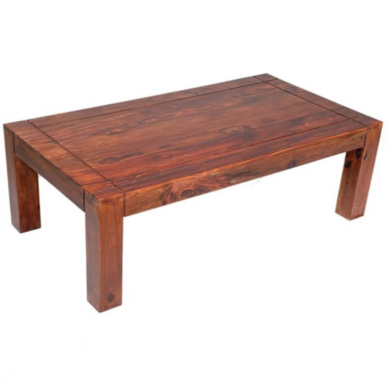 Cadiz Sheesham Wood Coffee Table   Furniture Supplies UK