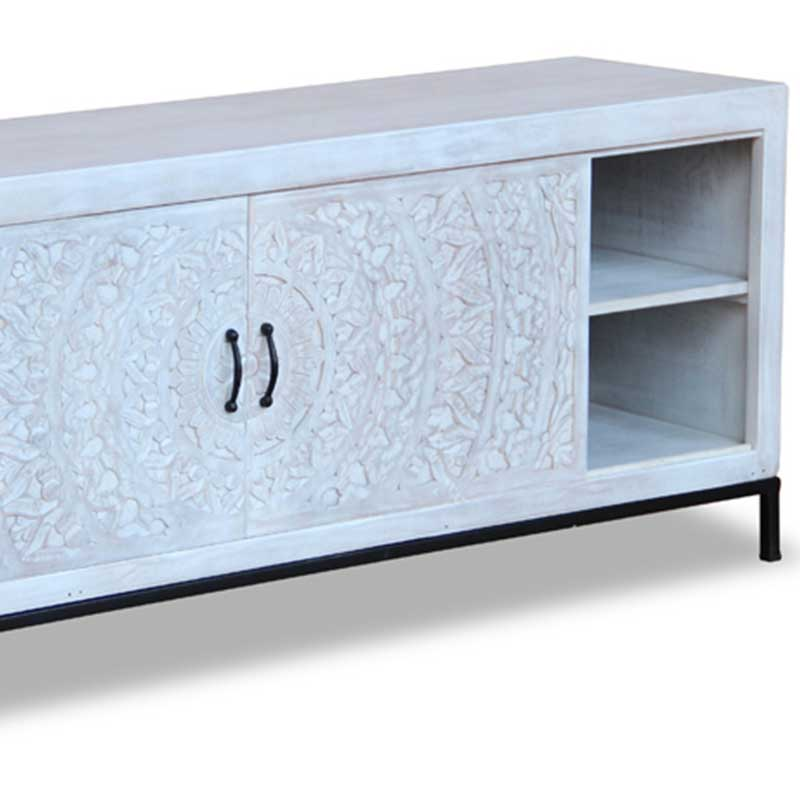 TV Stand | Dimensions 43D X 160W X 60H