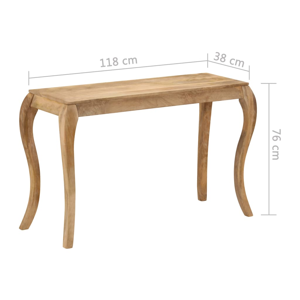 Furniture Supplies UK  Console Table