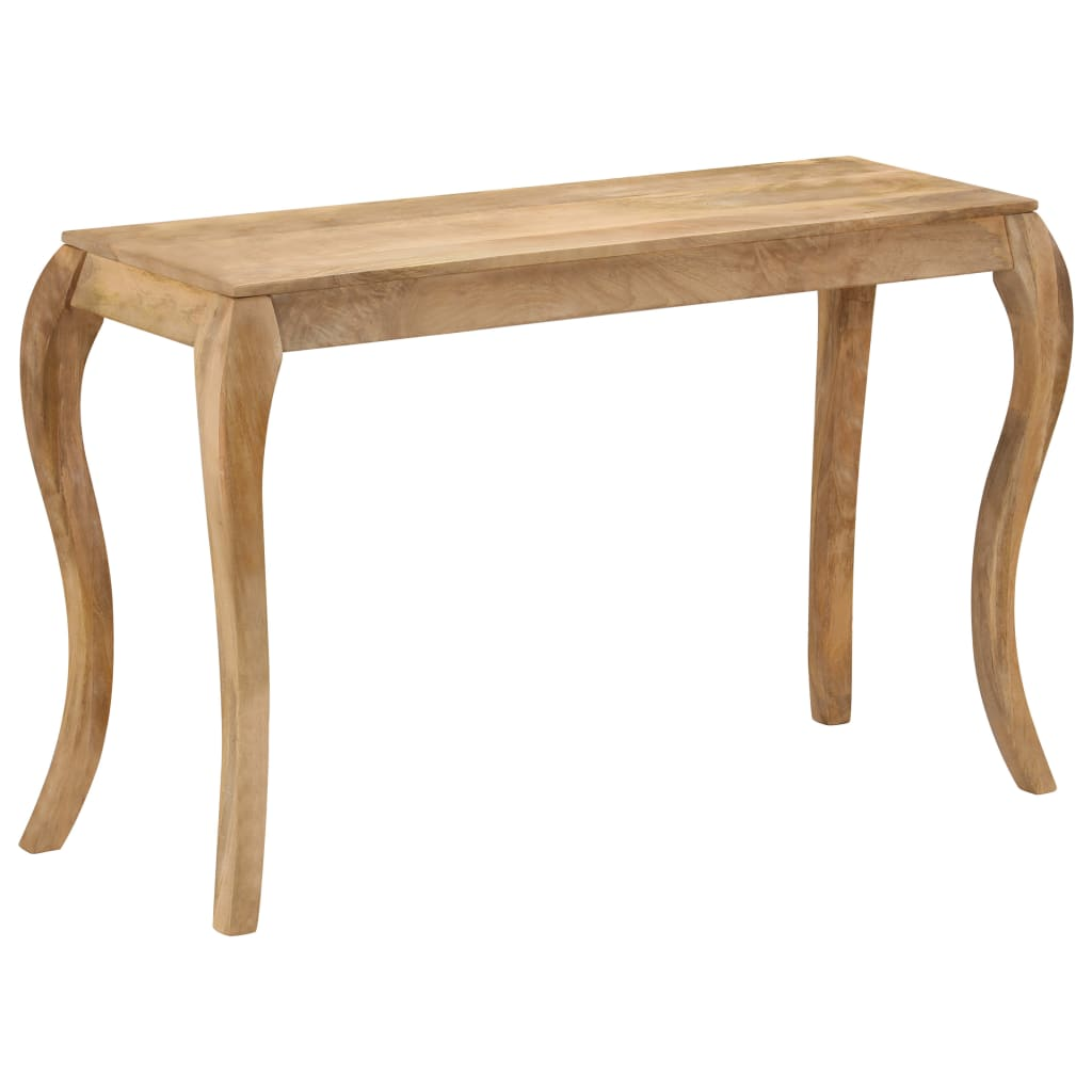 Console Table 118x38x76 cm Solid Mango Wood