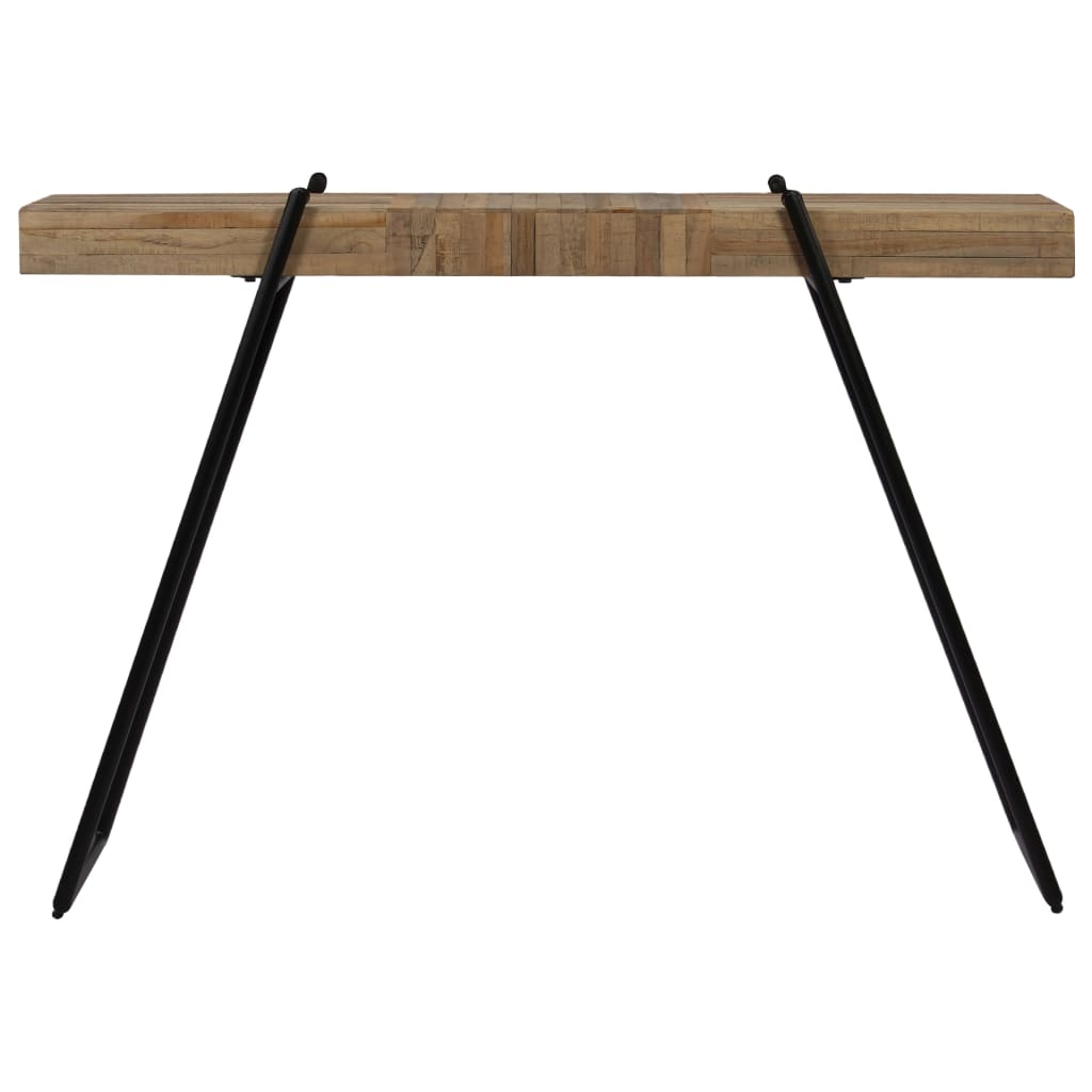 Reclaimed Wood   Console Table   246089