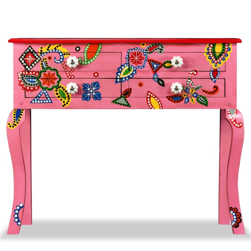 Console Table | Dimensions D X W X H