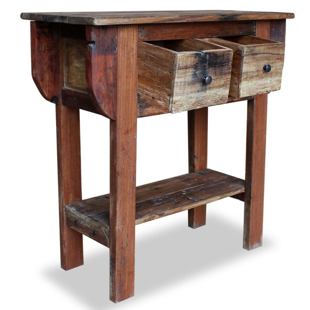 Reclaimed Wood | Console Table | 244509