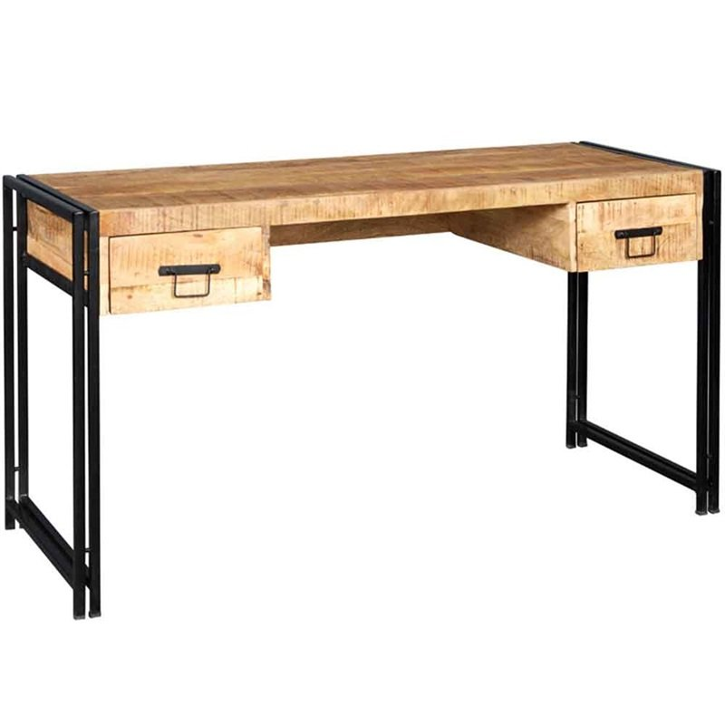 Cosmo Industrial Desk | Furniture Supplies UK