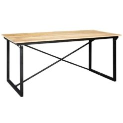 Cosmo Industrial Dining Table | Furniture Supplies UK