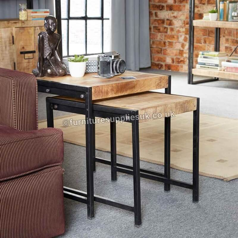 Furniture Supplies UK  Nest Of Tables