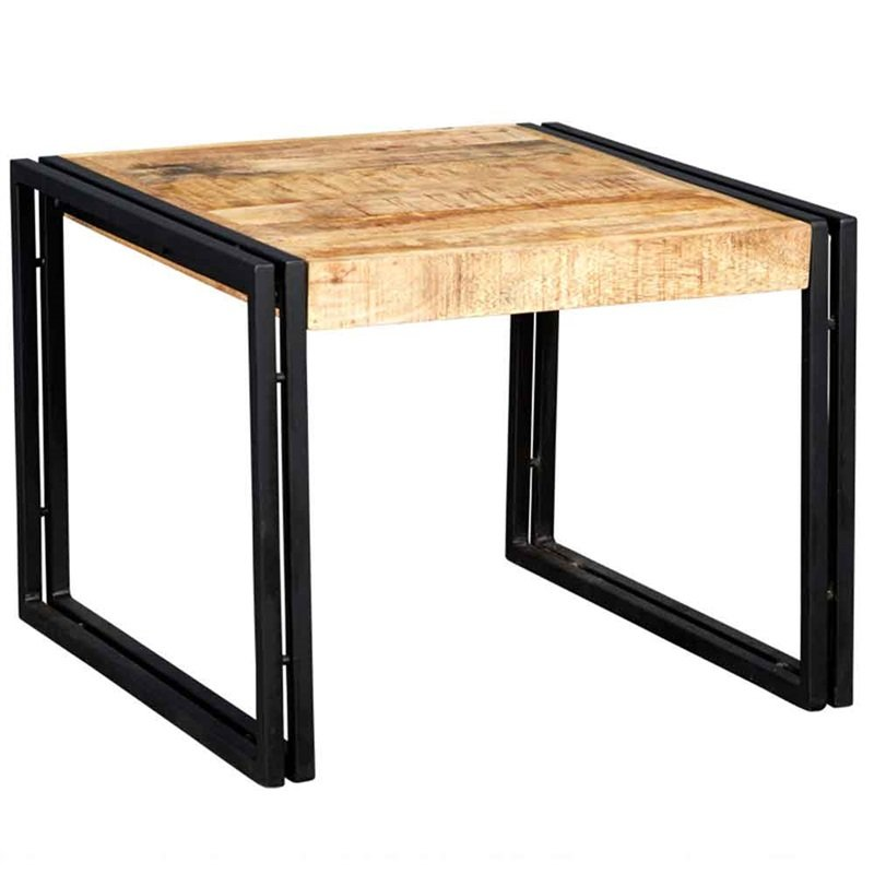 Cosmo Industrial Small Coffee Table | Furniture Supplies UK