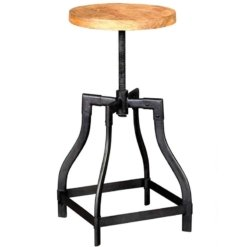 Cosmo Industrial Stool | Furniture Supplies UK