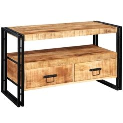 Cosmo Industrial TV Stand | Furniture Supplies UK