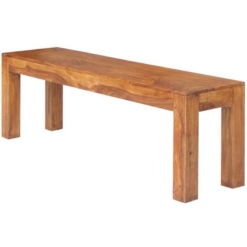 Cube Small Bench   Furniture Supplies UK