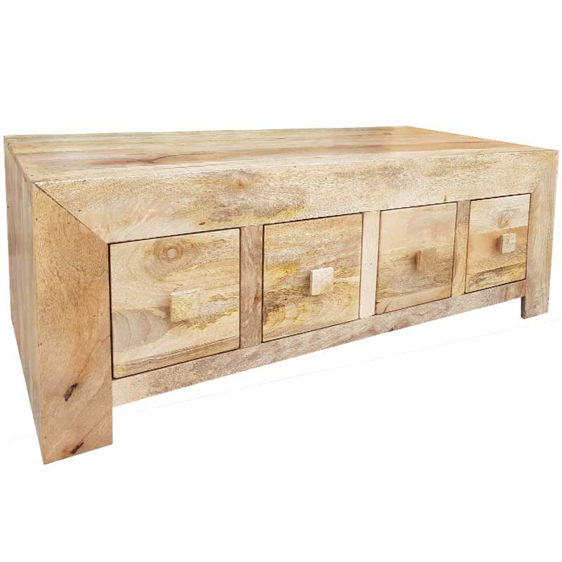 Dakota Light Mango Wood Furniture | Furniture Supplies UK