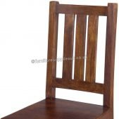 Dakota Chairs x1 pack (2 chairs per pack) | Solid Wood |
