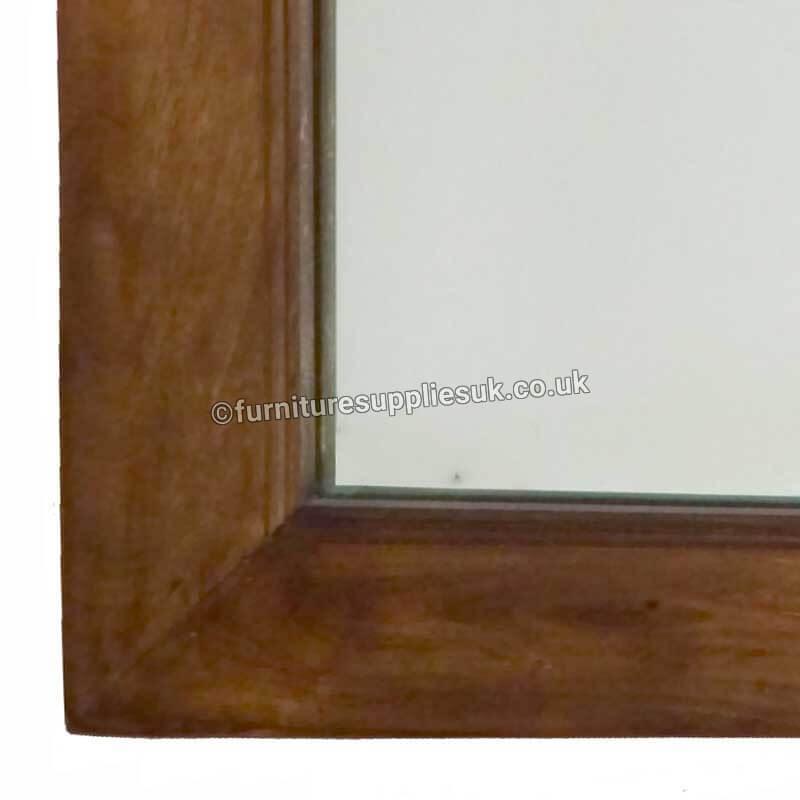 Mango Wood   Mirror   DM