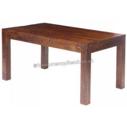 Dakota Small Dining Table 145cm | Furniture Supplies UK