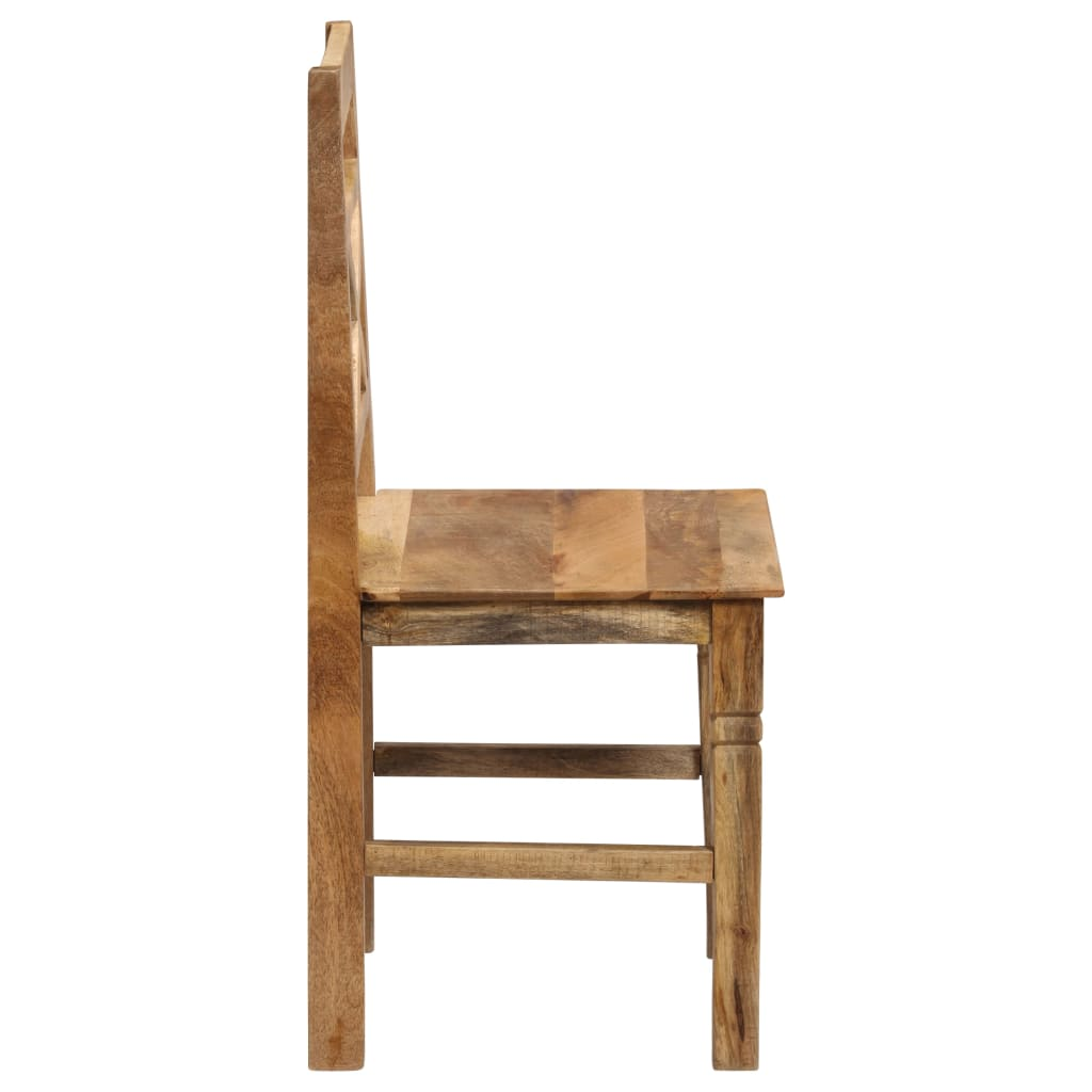 Mango Wood | Dining Chair | 246709