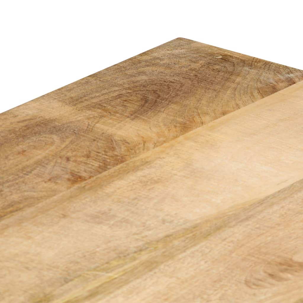 Dining Table 120x60x76 cm Solid Mango Wood