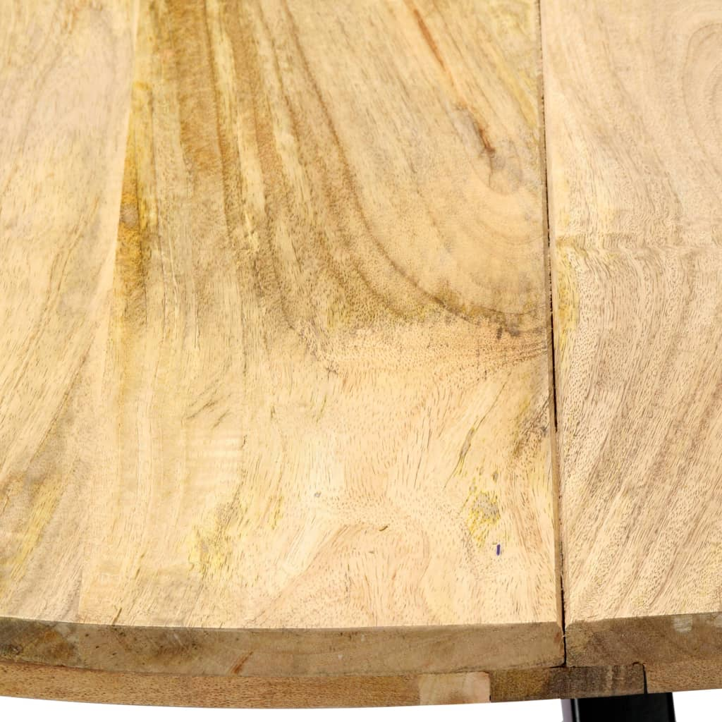 Dining Table 150x73 cm Solid Mango Wood