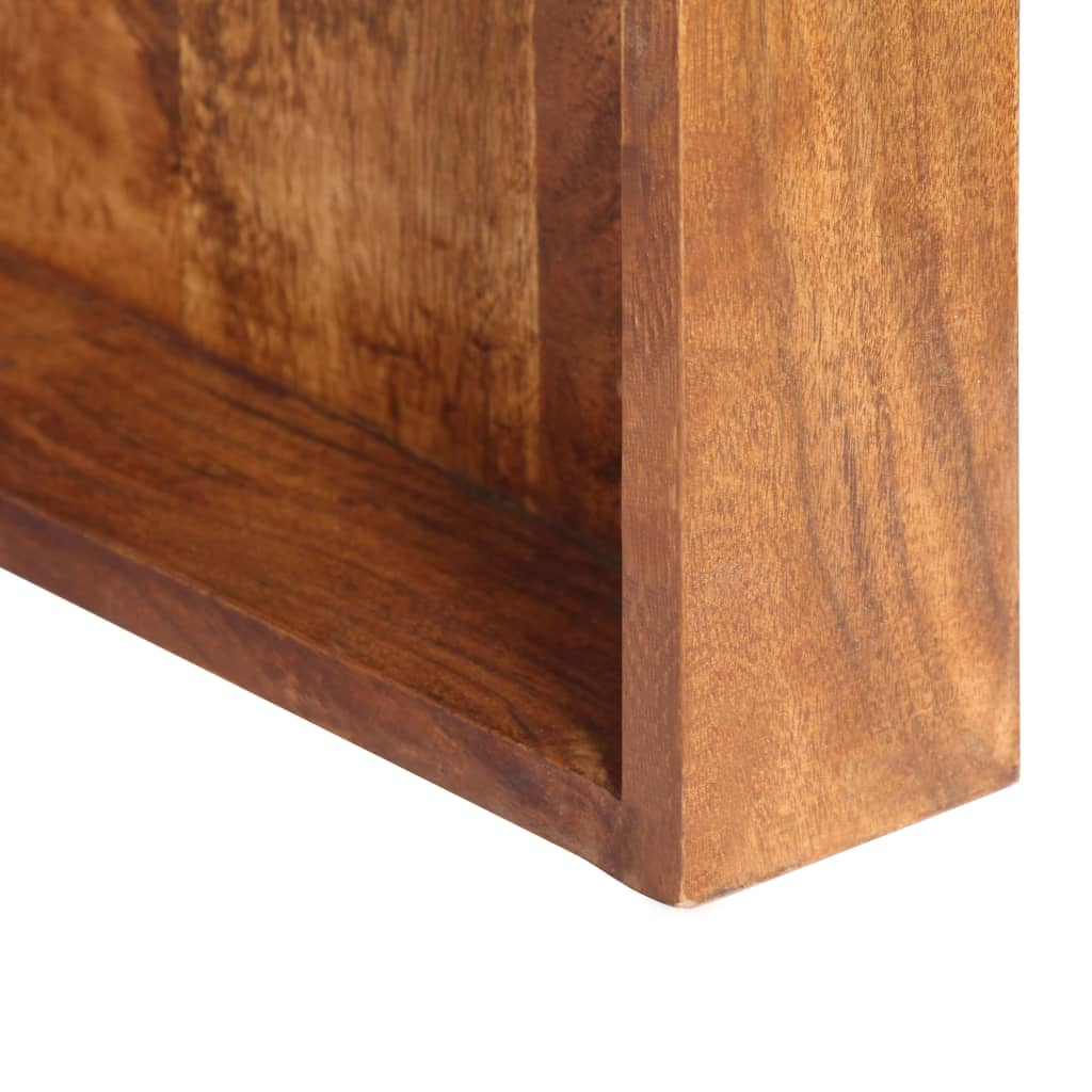 Dining Table 180x90x75 cm Solid Acacia Wood
