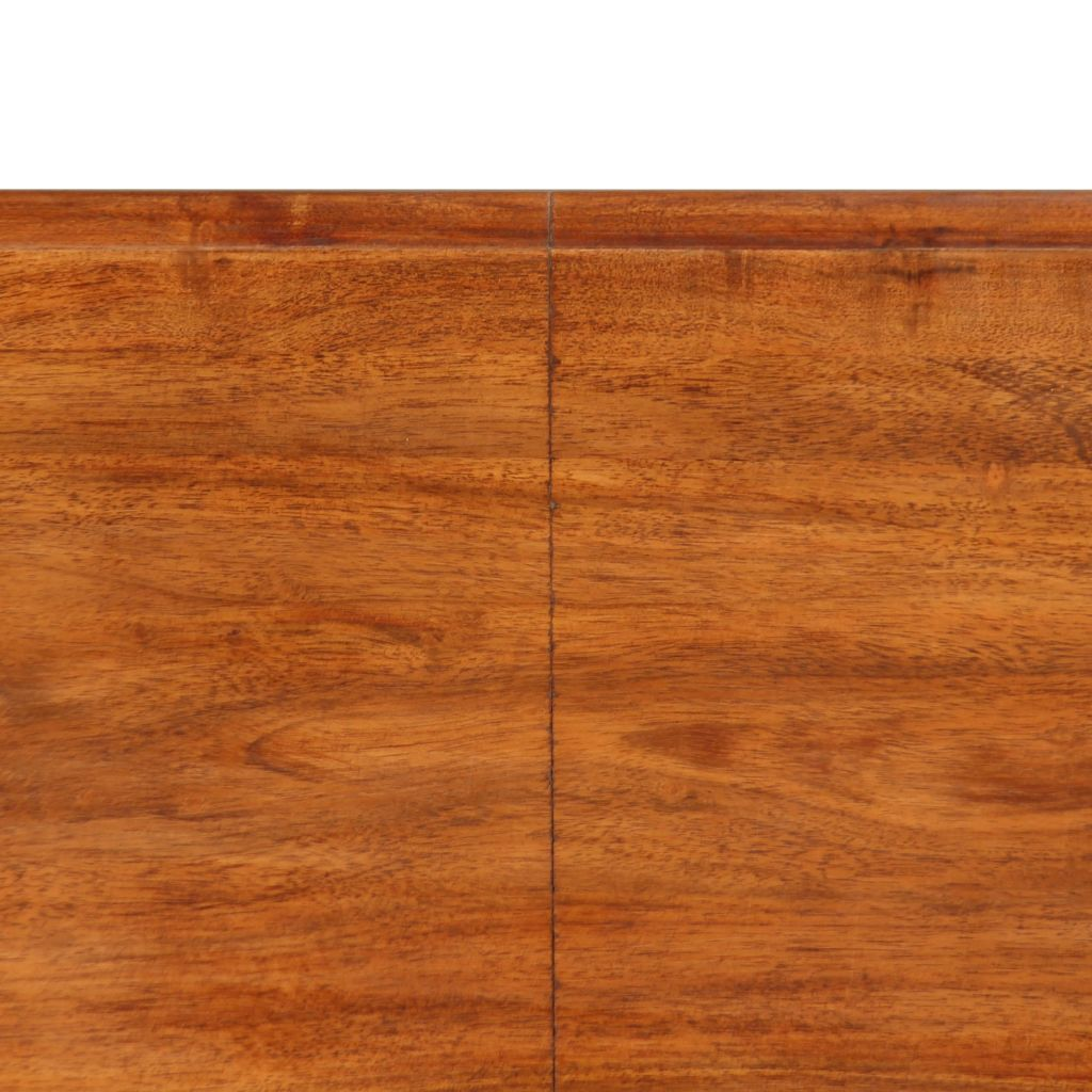 Dining Table Solid Wood with Sheesham Finish 180x90x76 cm