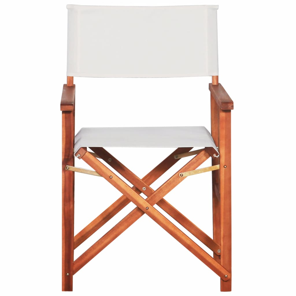 Director's Chair Solid Acacia Wood |  | Brown