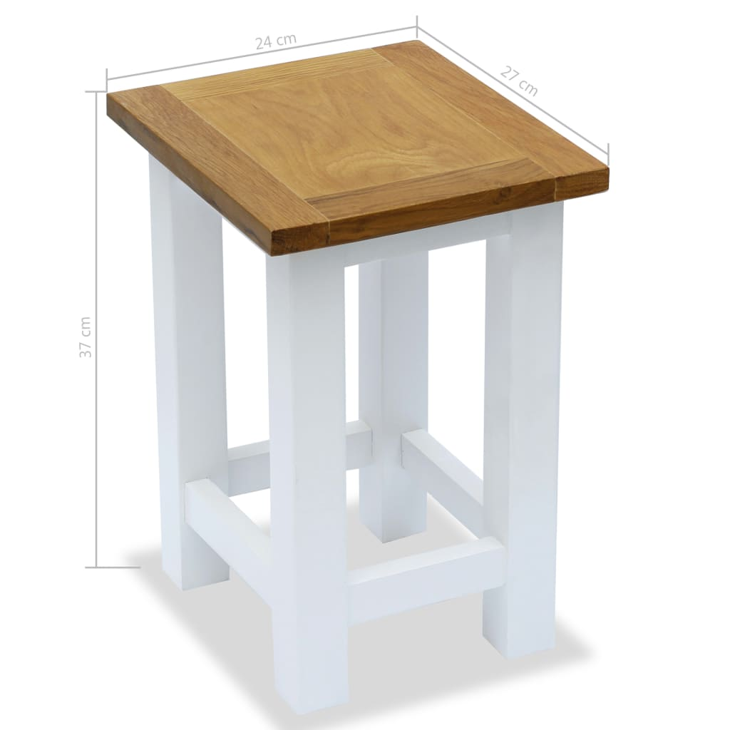 Lamp Table | Dimensions D X W X H