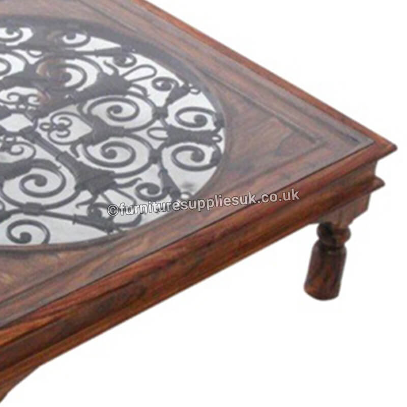Coffee Table | Dimensions 100D X 100W X 45H